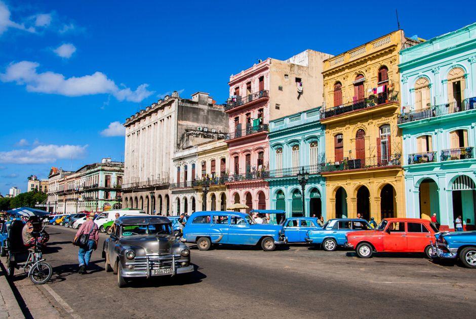 TOUR LIÊN TUYẾN HOA KỲ - MEXICO – CUBA