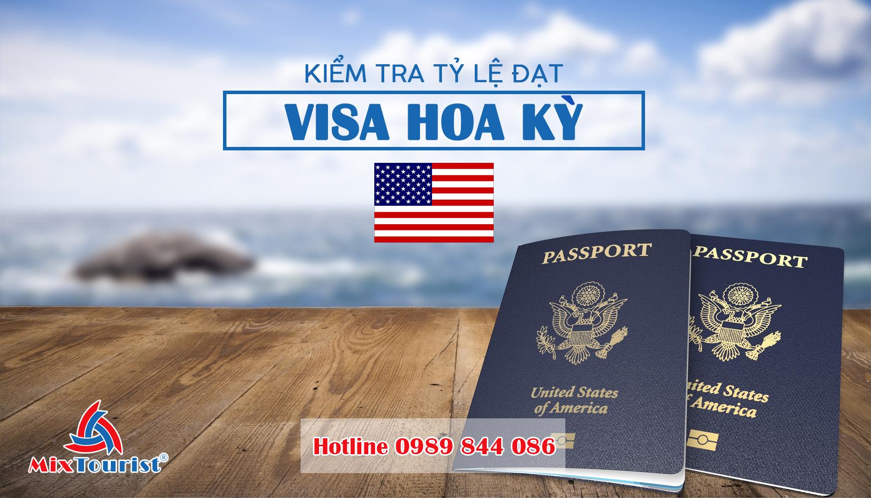 Thủ tục làm visa đi mỹ - mixtourist