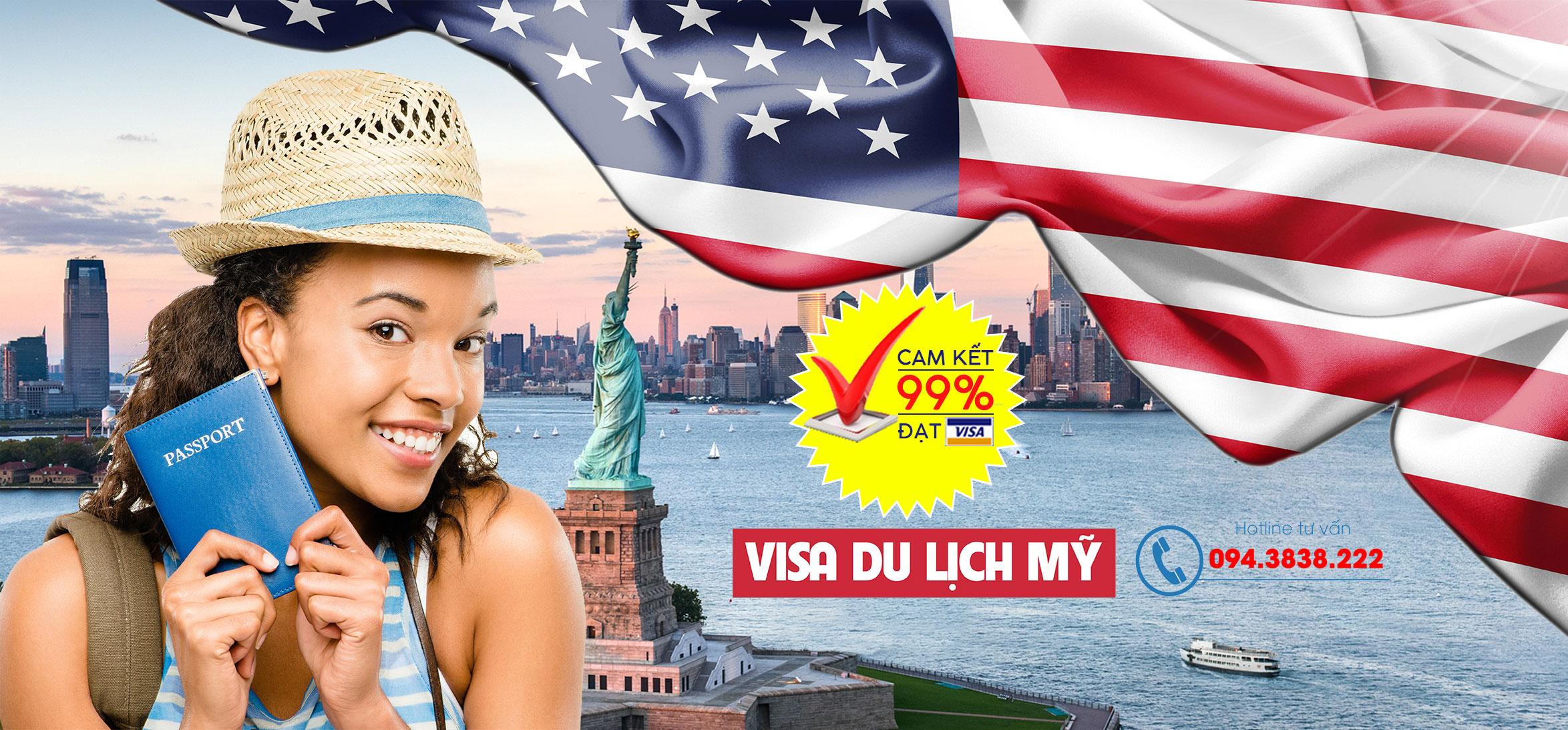 Xin visa du lịch Mỹ có khó không